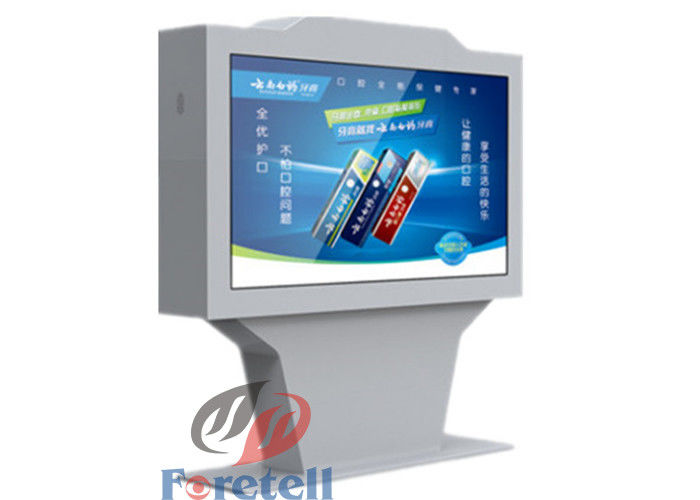 Html Input Outdoor Digital Signage 49 Inch Original LG / Samsung LCD Screen